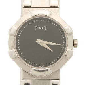 ピアジェ 8601C581 クォーツ WG K18 腕時計 ...