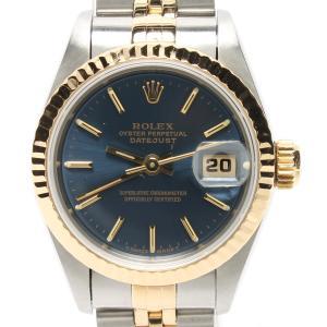 ad31d111da ロレックス 腕時計 デイトジャスト 自動巻き 69173 レディース ROLEX 中古