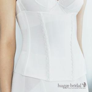 ブライダルインナー ウエストニッパー (シンプルリュクス) 単品/ブライダル インナー 安い ウェディング ドレス 下着|hugge