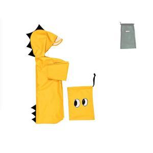レインコート キッズレインコート カッパ 雨具 カッパ 雨具 新学期用 子どもレインコート 男の子レインコート女の子レインコート 恐竜柄 か|huratto