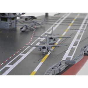ウォルターソン 1/700 空母 エンタープライズ (CVN-65) 2001 完成品