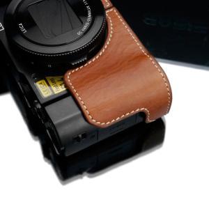 GARIZ Panasonic LUMIX DMC-LX9用 本革カメラケース XS-CHLX10C...