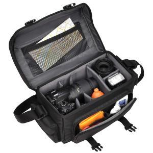 HAKUBA カメラバッグ ルフトデザイン リッジ ショルダーバッグ M 8.3L ブラック SLD...