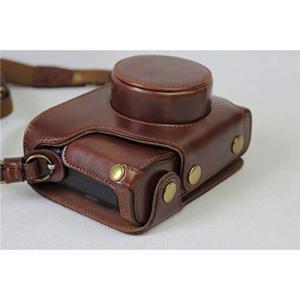 富士 X100F PEN カメラケース、koowl 手で作った最高級のpu革の全身カメラ保護殻、Fujifilm X100F ケース向けの透|huratto