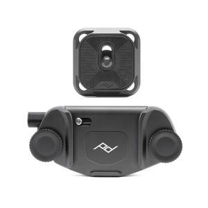 国内正規品PeakDesign ピークデザイン キャプチャー ブラック CP-BK-3 & ...