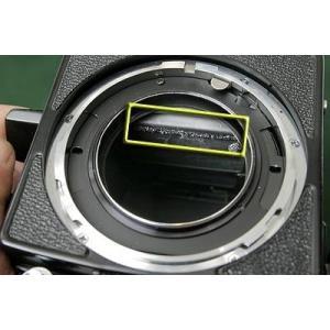 Mamiya RB67 + 6x7フィルムホルダー用カット済みモルト貼り替えキット