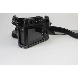 Fujifilm X-Pro2 X-Pro 2 X Pro2 ケース 本革カメラーケース、Koowl...