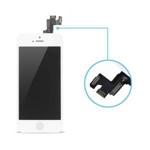 Yodoit iPhone 5s フロントパネル 画面修理交換用 LCD液晶パネル フロント タッチ...