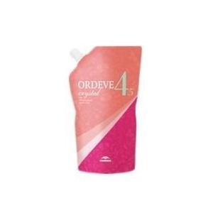 ミルボン オルディーブ クリスタル オキシダン 4.5% 1000ml 業務用 ヘアカラー2剤|huratto