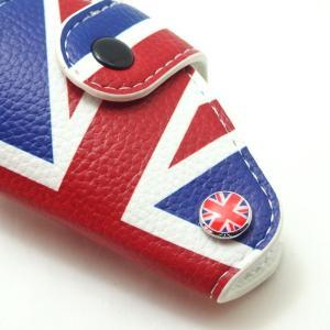 (IP MINI) BMW MINI スマート キー ケース カバー 英国 ユニオンジャック ミニ ...