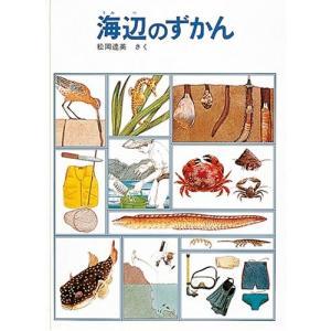 海辺のずかん (福音館の科学シリーズ)