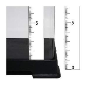 かしばこ商店 透明フィギュアケース 121220 プラスチック 組立式 W120×D120×H200...