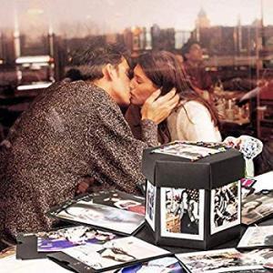 Formemory アルバム サプライズボックス ギフトボックス DIY ロマンチック カード ギフト ハンドメイド 爆発ボックス 手作り|huratto