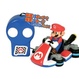 マリオカート リモートコントロールカー マリオ|huratto