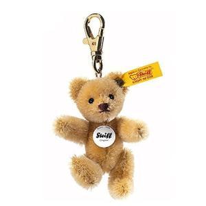 シュタイフ Steiff テディベア キーリング ブロンド (Keyring Mini Teddy bear) 39089 並行輸入品|huratto