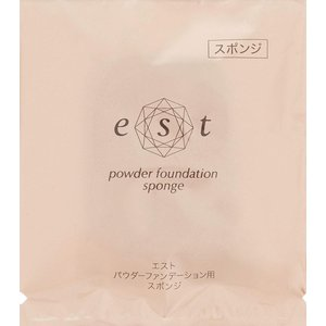 est(エスト) エスト パウダータイプスポンジ(化粧小物)|huratto