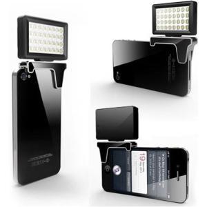 BOWER iPhone/スマートフォン カメラ・ビデオ 撮影用 LEDライト VLSMLED|huratto