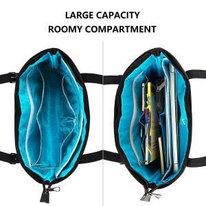 KROSER ビジネスバッグ レディース 通勤バッグ パソコンバッグ15.6インチ pcバッグ ショルダーバッグ トートバッグ 就活バッグ huratto