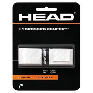 HEAD(ヘッド) テニス リプレイスメントグリップ ハイドロゾーブ・コンフォート ホワイト 285...