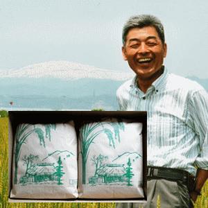 平成27年度山形産「はえぬき」白米9.2kg(4.6kg×2...