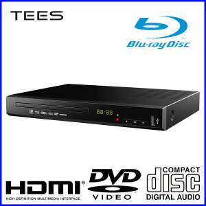 ブルーレイプレーヤー 再生専用 コンパクト 据置き BD-2601 ブルーレイ DVD プレーヤー 本体 HDMI BD CD 再生 USB|hurry-up