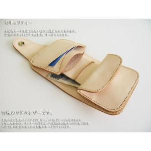 小さい財布 日本製 LIBERTY 二つ折りサイドコインウォレット革財布 二つ折り財布 メンズ  さいふサイフ 新品|hushop|03