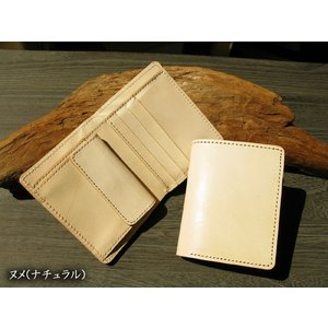 財布 2つ折り財布 メンズ 本物のこだわり最上級牛革財布二つ折り財布 ;K2S- 日本製|hushop|02