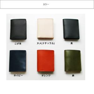 財布 2つ折り財布 メンズ 本物のこだわり最上級牛革財布二つ折り財布 ;K2S- 日本製|hushop|04