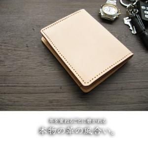 財布 2つ折り財布 メンズ 本物のこだわり最上級牛革財布二つ折り財布 ;K2S- 日本製|hushop|07
