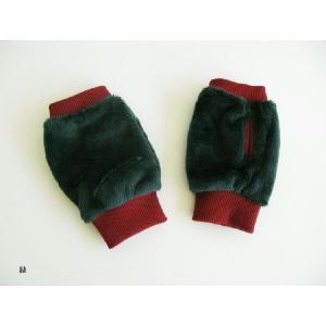 暖かフィンガーグローブ 指だし手袋 10色展開;P258-|hushop|06