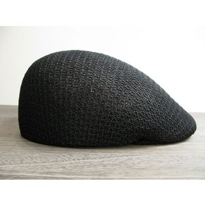 大きいサイズ有り M〜LLサイズ 帽子 キャップ 本革 素材感最高 サーモハンチング メッシュ 人気商品  12色展開 P312- メンズ hushop 18