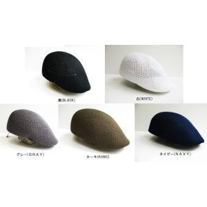 大きいサイズ有り M〜LLサイズ 帽子 キャップ 本革 素材感最高 サーモハンチング メッシュ 人気商品  12色展開 P312- メンズ hushop 03