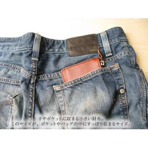 栃木レザー ショート財布 ショートウォレット コインケース財布  黒  キャメル 赤 紺 緑 日本製 本革 メンズ プレゼントにも最適|hushop|11