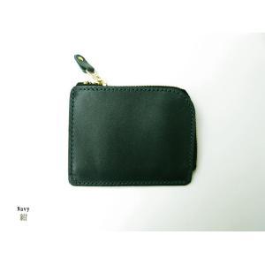 栃木レザー ショート財布 ショートウォレット コインケース財布  黒  キャメル 赤 紺 緑 日本製 本革 メンズ プレゼントにも最適|hushop|09