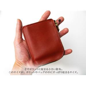 栃木レザー ショート財布 ショートウォレット コインケース財布  黒  キャメル 赤 紺 緑 日本製 本革 メンズ プレゼントにも最適|hushop|10