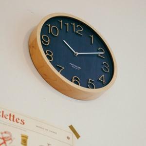 CL-2940 Plock プロック WALL CLOCK 壁掛け時計 電波掛け時計|hutarino