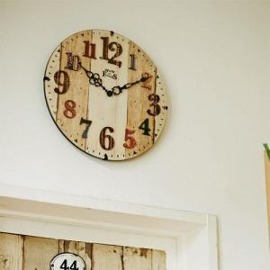 CL-8931 Amberg アンベルク WALL CLOCK 壁掛け時計 電波掛け時計|hutarino