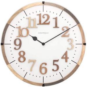 CL-9706 Tiel ティール WALL CLOCK 壁掛け時計 電波掛け時計|hutarino
