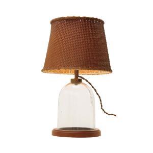 LT-1462 Terrarium Lamp(テラリウムランプ) 電球なし シンプル 北欧デザイン テーブルライト デスクライト ライトテーブル hutarino