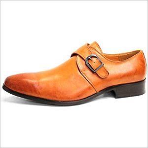 メンズ 靴 レザーシューズ 革靴 ビジネスシューズ 紳士用...