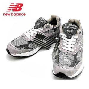 ニューバランス MR993GL New Balance メンズ レディース スニーカー 靴  GRA...