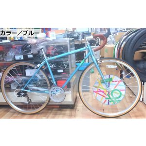 ベネトン クラシックロード 店頭販売限定  モデル/WB013 新品 カラー/ブルー 定価/5万48...