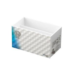 ディー402 ワイド ホワイト|hyakuemonplus