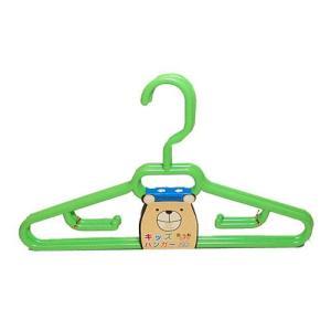 子供用サイズの回転ハンガー2本組 商品サイズ:幅約31cm高さ約18.5cm 材質:ポリプロピレン