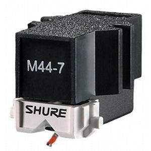 SHURE フォノ カートリッジ M44-7 【国内正規品】|hyakushop