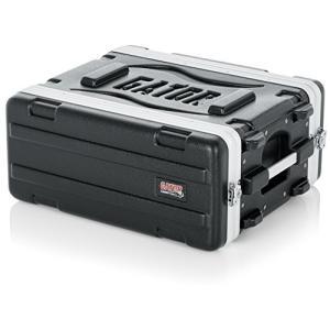 GATOR ゲーター ラックケース 軽量PE製 Standard Molded Rack Case Series 4U/ショートサイズ GR-4S (|hyakushop