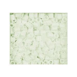 パーラービーズ 単色 夜光 GLOW GREEN K15075|hyakushop