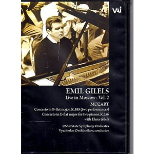 Emil Gilels 2 & Piano Concerto No 27 [DVD] [Import]|hyakushop