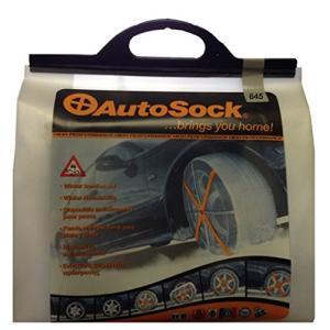 AutoSock(オートソック) 「布製タイヤすべり止め」 チェーン規制適合 オートソックハイパフォーマンス 正規品 ASK645 hyakushop