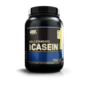 オプティマムニュートリション(Optimum Nutrition) 使用方法 100%カゼインプロテ...